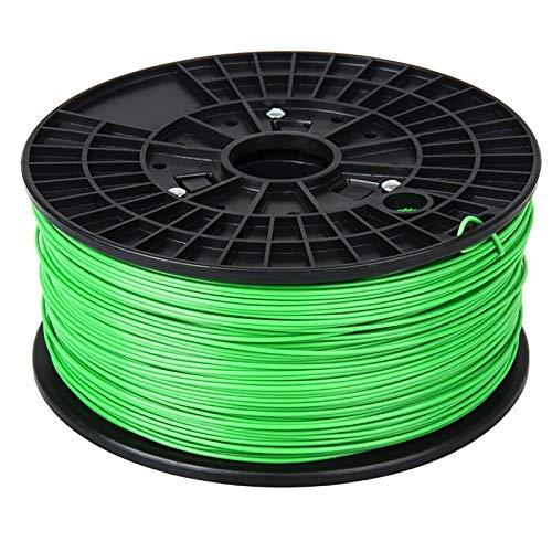 Filamento PLA, filamento de impresión 3D 1kg, filamento conductor PLA verde 1kg