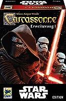 カルカソンヌ スターウォーズ 拡張セット1 (Carcassonne: Star Wars Erweiterung 1) ボードゲーム [並行輸入品]