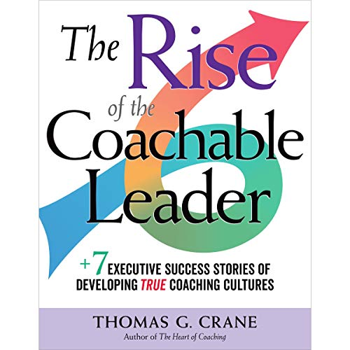 Couverture de The Rise of the Coachable Leader