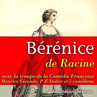 Bérénice audiobook cover art