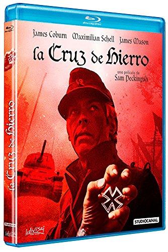 La cruz de hierro [Blu-ray]