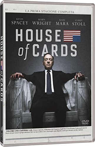 House Of Cards Stg.1 (Box 4 Dvd)