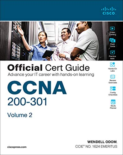 CCNA 200-301 Official Cert Guide, Volume 2 (English Edition)