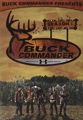 Buck Commander Tv Season 1 ~ Deer Hunting DVD with Wille Robertson