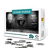 Liverpool: Champions logo Puzzle de 1000 piezas para adultos Juego familiar de madera para aliviar el estrés Rompecabezas de desafío difícil para niños adultos 75x50cm