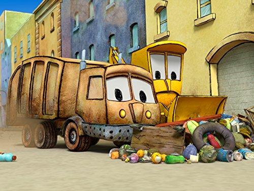 Kannst Du baggern? / Dirty, der Müllwagen