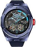 Relojes inteligentes Pulsera Inteligente Reloj de pulsera Bluetooth Llamada de voz Pulsera IP67 Impermeable en Tiempo Real Temperatura Corporal Monitor Deportivo Smartwatch Bandas