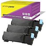 Printing Saver CIANO MAGENTA GIALLO Toner compatibili per XEROX Phaser 6500, 6500DN, 6500N, WorkCentre 6505, 6505DN, 6505N stampanti