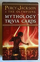 PERCY JACKSON & THE OLYMPIANS MYTHOLOGY TRIVIA CARDS