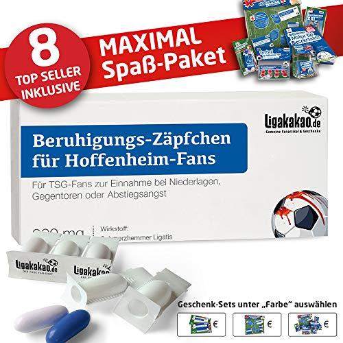 Alles für Hoffenheim-Fans by Ligakakao.de vereins-Fahne ist jetzt das MAXIMAL SPAß Paket