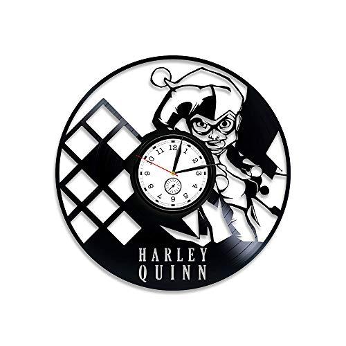 51u8-dHlRpL Harley Quinn Clocks