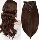 Best Sexybaby Remy Hair Extensions - Clip in Hair Extensions Human Hair 20inch Double Review