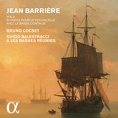 Barriere: Cellosonaten Vol.2