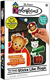 Classiccolorforms play- Colorforms have inspired creativeexpression and fun for over 60 years! Colorforms stick like magic! No cutting, No glue, no mess. Peel & stick pieces let you play over and over again, A new adventure every time! Product des...