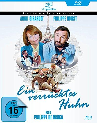 Ein Verrücktes Huhn (Blu-Ray)