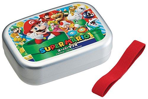 Aluminum lunch box Super Mario 17