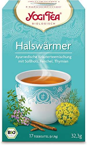 Yogi Tea Bio Yogi Tea Halswärmer Tee Bio (6 x 32,30 gr)