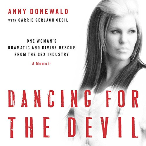 Dancing For the Devil audiobook cover art
