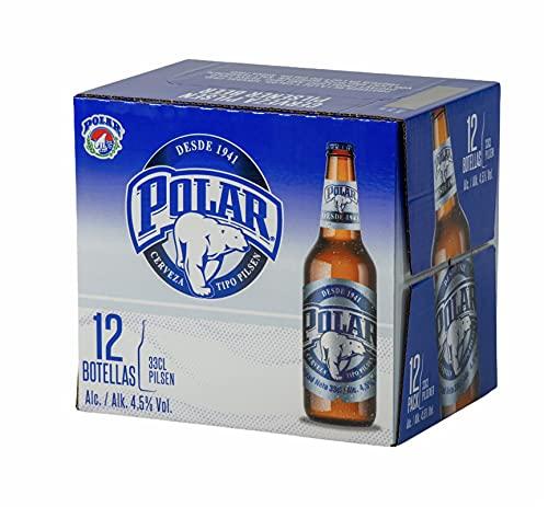 Cerveza Polar Pilsen 12 x 33CL