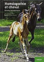 Homéopathie et cheval - Conseils thérapeutiques de Jacqueline Peker