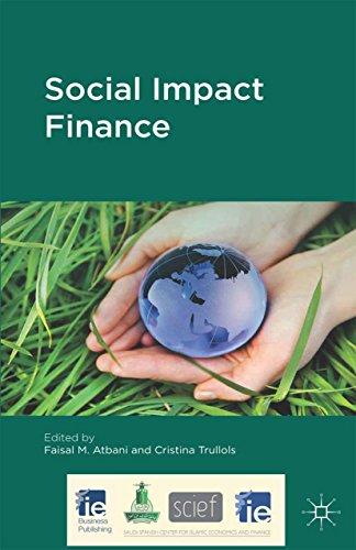 Social Impact Finance (IE Business Publishing) (English Edition)