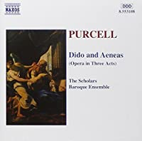 Purcell - Dido and Aeneas / The Scholars Baroque Ensemble (1997-08-05)
