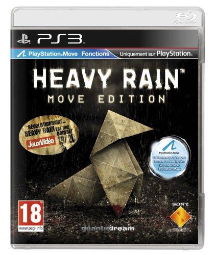 GIOCO SONY PS3 HEAVY RAIN MOVE EDITION PS3 (9159070)