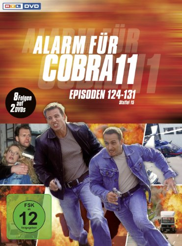 ALARM FÜR COBRA 11,STAFFEL 15 [DVD]