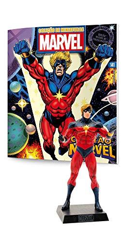 Marvel Figurines. Capitão Marvel