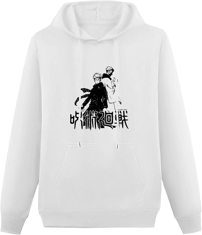 Milwaukee Mall Hasekawa Jujutsu Kaisen Teen Large special price !! Sweatshirt Comfort Hooded Pullover