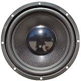 1 Master Audio MA25W/8 MA 25W/8 Altavoz woofer Profesional 25,00 cm 250 mm 10' 250 vatios rms 500 vatios máx 8 Ohm 93 db suspensión de Goma, 1 Pieza