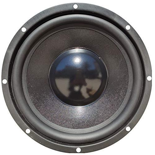 """1 MASTER AUDIO MA20W/4 MA 20W/4 woofer professionale 20,00 cm 200 mm 8"""" 150 watt rms e 300 watt max 4 ohm 92 db sospensione in gomma auto, 1 pezzo"""