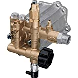 Annovi Reverberi Pressure Washer Replacement Pump, 2.5 Max GPM, 3000 PSI, RMV25G30D-PKG, Standard Start...