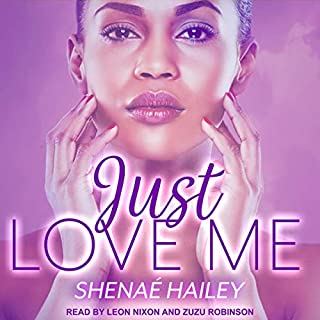 Just Love Me audiobook cover art