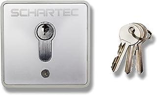 Schlüsselschalter Schlüssel Taster IP54 für Hörmann Garagentor Antrieb Motor Tor