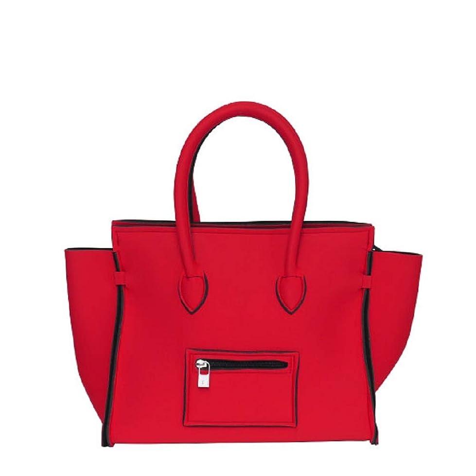 宣教師ラショナル禁輸[セーブマイバッグ]SAVE MY BAG PORTOFINO ポルトフィーノ Mサイズ ハンドバッグ 2129N RED COAT(レッドコート)[並行輸入品]
