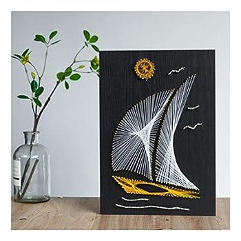 Best sailboat string art Reviews