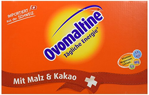 Ovomaltine Ovomaltine Getränkepulver Portionsbeutel, 1er Pack (1 x 1.8 kg)