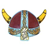 Liontouch 50005LT Casque Viking Mousse Jouet Enfants | Ligne Costumes pour Enfants
