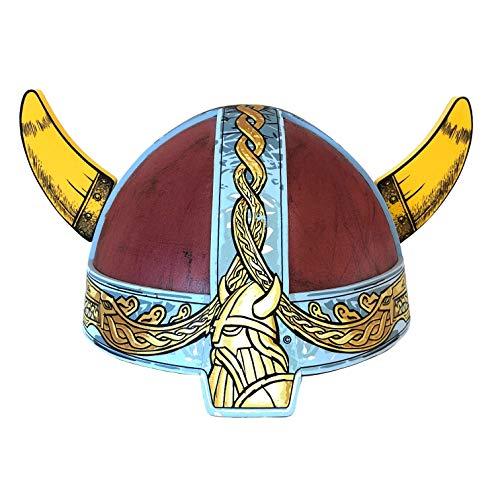 Liontouch 50005LT Mittelalter Wikinger Helm | Spielzeug aus Schaumstoff für Kinder