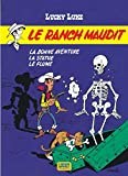 Lucky Luke, tome 26 - Le Ranch maudit