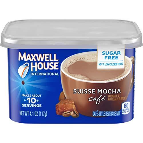 Maxwell House International Swiss Mocha