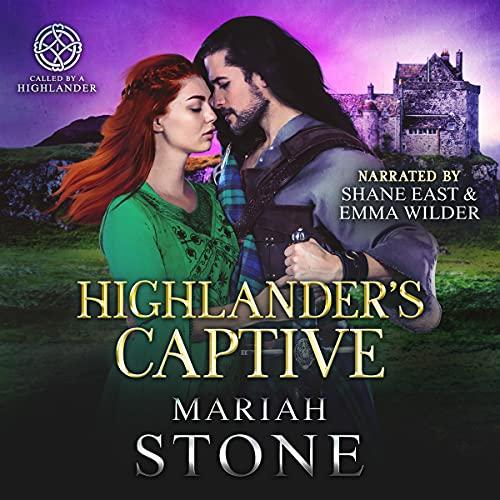 Highlander's Captive cover art