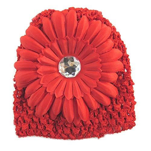 Les Trésors De Lily [Q5224 - Bonnet Enfant 'Petite Lily' Rouge
