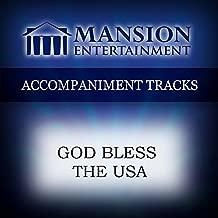 God Bless The USA [Accompaniment/Performance Track]