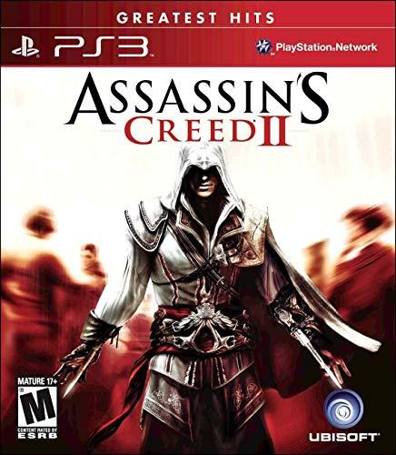 Jogo Assassin's Creed II PS3