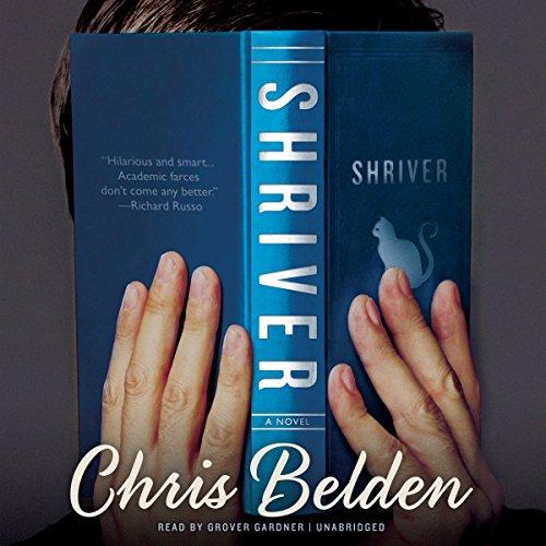 Shriver audiobook cover art