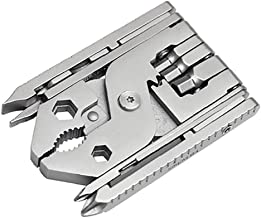 Multi Durable Stainless Steel Multi Tool Tänger Pocket Vikbar För Vandring Camping Machine Reparera Verktyget