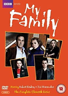 My Family - The Complete Eleventh Series