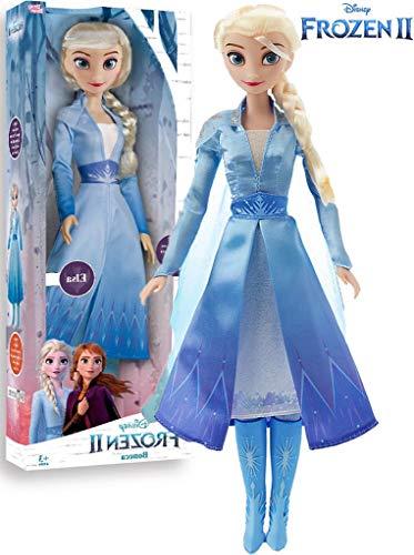 Princesa Disney My Size Elsa - Frozen ll, Baby Brink, Multicor